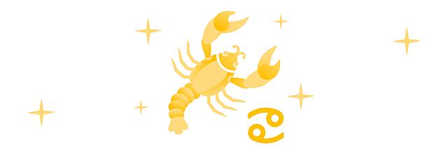Рак — гороскоп на завтра