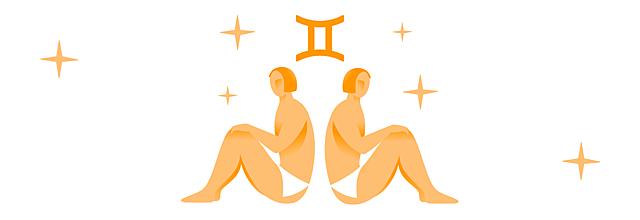 Близнецы — гороскоп на завтра
