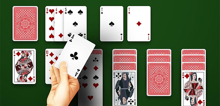 Канобу игры пасьянс карточный