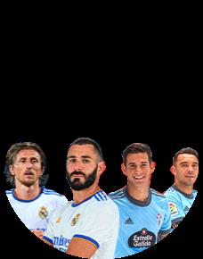 Футбол. Live-трансляция матчей Испанской  ЛаЛиги. 7 дней за 1 рубль